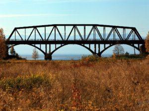 мост на Круго-Байкальской жд