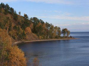 Исток реки Ангара