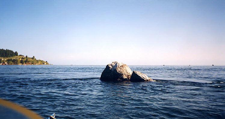 Байкал шаман камень
